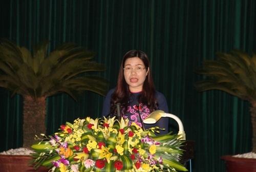 Khai mạc Kỳ họp thứ 3, Hội đồng nhân dân tỉnh khóa XVII, nhiệm kỳ 2016 - 2021.