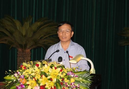Ngày làm việc thứ hai, Kỳ họp thứ 3, Hội đồng nhân dân tỉnh khóa XVII, nhiệm kỳ 2016 - 2021.