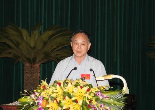 Phiên bế mạc Kỳ họp thứ 3, Hội đồng nhân dân tỉnh khóa XVII, nhiệm kỳ 2016 - 2021.