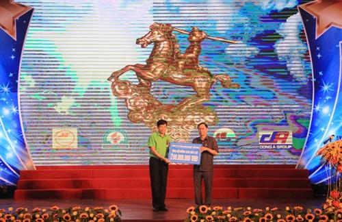 Tôn vinh doanh nghiệp và doanh nhân tiêu biểu tỉnh Thanh Hóa năm 2017.