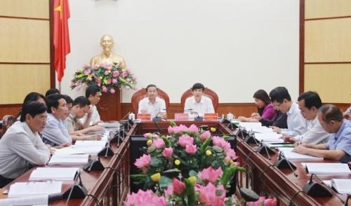 Hội nghị trực tuyến tổng kết 15 năm thực hiện tín dụng chính sách giai đoạn 2002 - 2017.