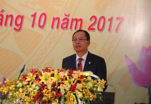 Đại hội Đại biểu Đoàn TNCS Hồ Chí Minh tỉnh Thanh Hóa lần thứ XVIII, nhiệm kỳ 2017 – 2022.