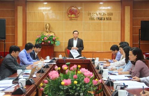 Đề án phát triển một số sản phẩm công nghệ thông tin mũi nhọn của tỉnh Thanh Hóa đến năm 2020, định hướng đến năm 2030.