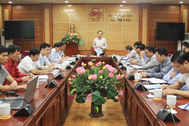 Quy hoạch chung xây dựng thành phố Thanh Hóa đến năm 2025, định hướng đến năm 2035.