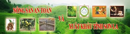 Nông sản an toàn Sơn La